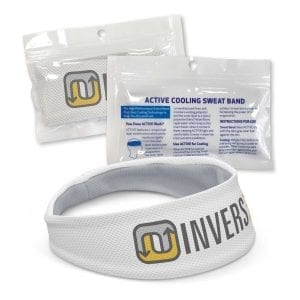 Sport Active Cooling Sweat Band Active
