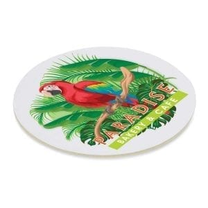 Coasters Cardboard Drink Coaster – Round -