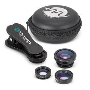 Tech Accessories 3-in-1 Lens Kit 3-in-1