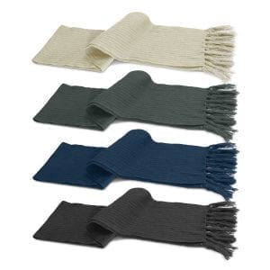 Scarves Nebraska Cable Knit Scarf Cable