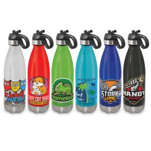 Drink Bottles Mirage Translucent Bottle – Flip Lid -