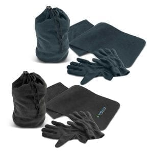 Beanies Seattle Scarf and Gloves Set and