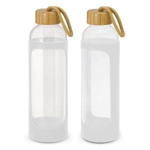 Drink Bottles Eden Glass Bottle – Silicone Sleeve -
