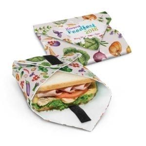 Eco Karma Reusable Food Wrap Food