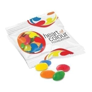 Confectionery Jelly Bean Bag – Assorted -
