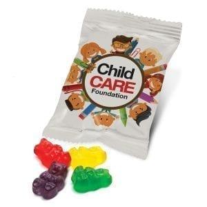 Confectionery Gummy Bear Bag bag