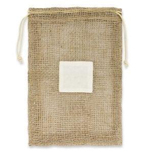 Eco Jute Net Produce Bag bag