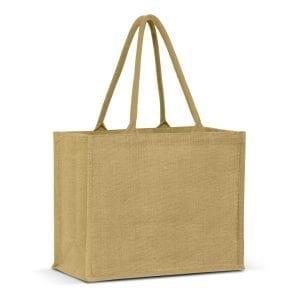 Eco Torino Jute Tote Bag – Colour Match -