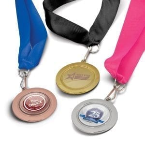 Children Podium Medal – 50mm -