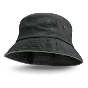 Bucket Hats Bondi Bucket Hat – Coloured Sandwich Trim -
