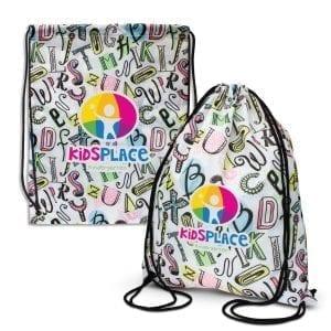 Drawstring Bags Akron Drawstring Backpack Akron