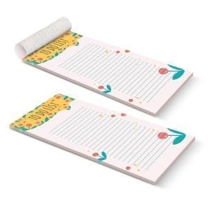 Mailable Items DLE Vertical Note Pad – 50 Leaves -