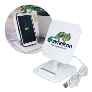 Trends Phaser Wireless Charging Stand – Square -