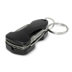 Key Rings Mustang Multi-Tool Key Ring key