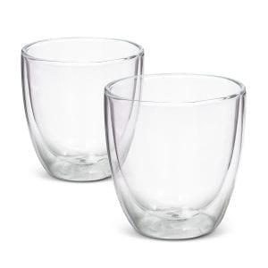 Glassware Tivoli Double Wall Glass Set – 310ml -