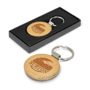 Eco Echo Key Ring – Round -