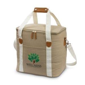 Camping & Outdoors Canvas Cooler Bag bag
