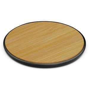Trends Bamboo Wireless Charger bamboo