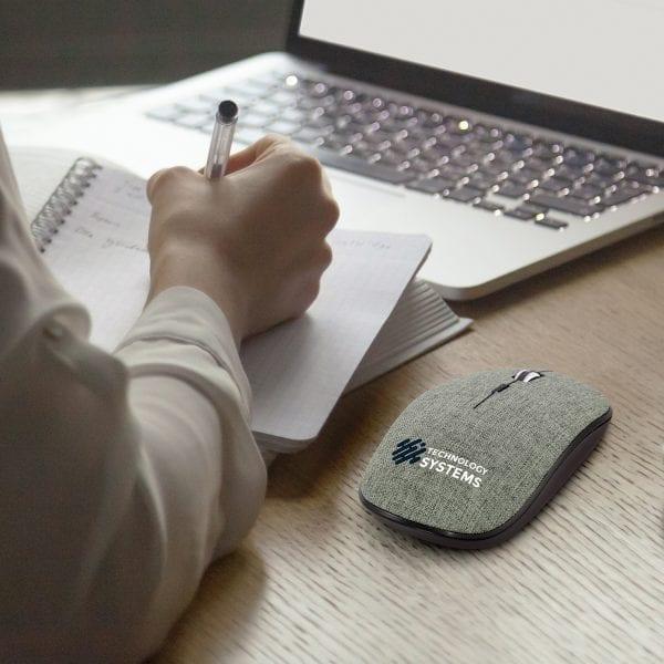 Tech Accessories Greystone Wireless Travel Mouse Greystone