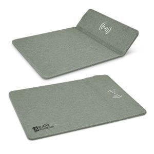 Mouse Mats Greystone Wireless Charging Mouse Mat Charging