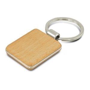 Eco Echo Key Ring – Square -