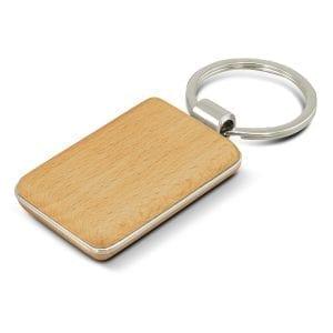 Eco Echo Key Ring – Rectangle -