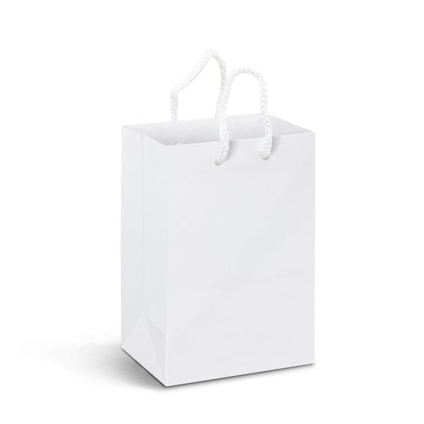 Gift Bags Small Laminated Paper Carry Bag – Full Colour -