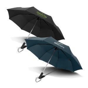 Summer Prague Compact Umbrella Compact