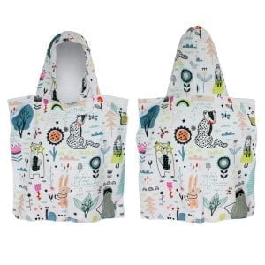Camping & Outdoors Kids Hooded Towel Hooded