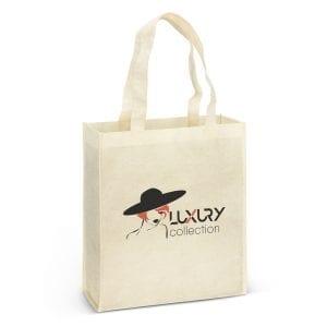 Shopping Bags Kira A4 Natural Look Tote Bag a4