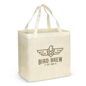 Shopping Bags City Shopper Natural Look Tote Bag bag