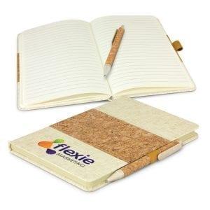 Eco Ecosia Notebook & Pen Set &