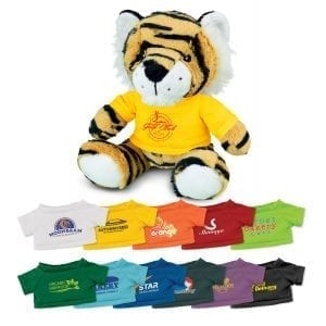 Fundraising Tiger Plush Toy plush