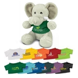 Fundraising Elephant Plush Toy Elephant