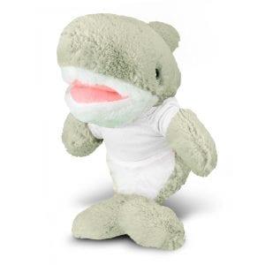 Fundraising Shark Plush Toy plush