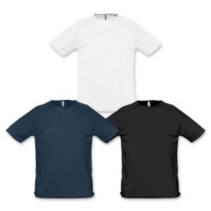 SOL'S SOLS Sporty Mens T-Shirt Mens