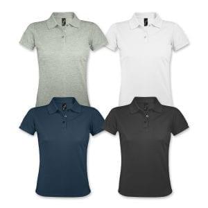 Polos SOLS Prime Womens Polo Shirt Polo