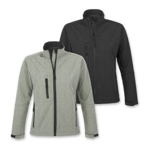 Jackets SOLS Roxy Womens Softshell Jacket Jacket