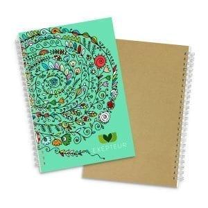 Conference Lancia Full Colour Notebook – Medium -