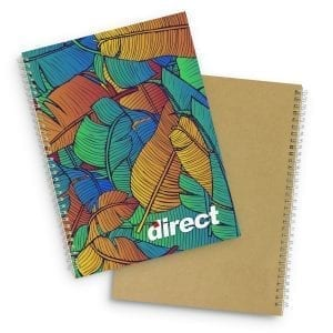 Conference Lancia Full Colour Notebook – Large -