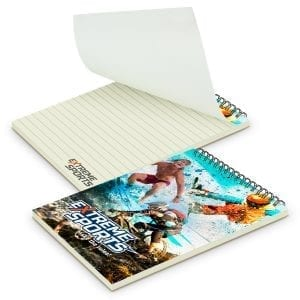 Conference Scribe Full Colour Note Pad – Medium -