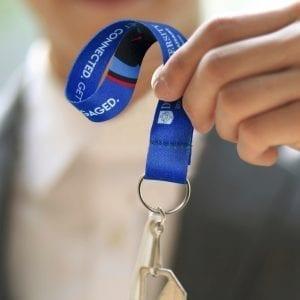 Automotive Colour Max Key Ring colour