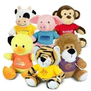 Children Assorted Plush Toys assorted