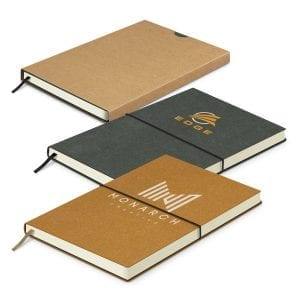 Conference Phoenix Recycled Soft Cover Notebook Cover