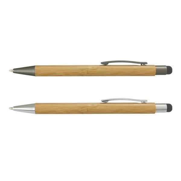 Eco Lancer Bamboo Stylus Pen bamboo