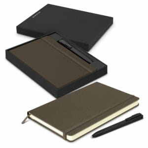 Conference Moleskine Notebook and Pen Gift Set and