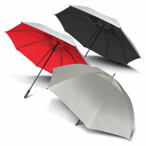 Peros PEROS Hurricane Sport Umbrella – Silver -