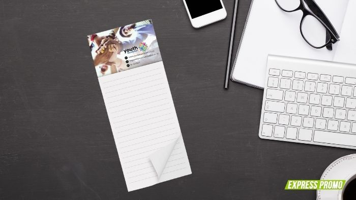 promotional writing pad
