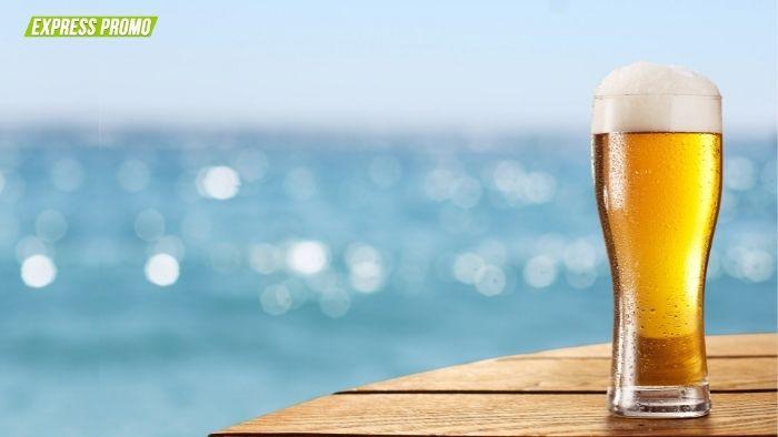 personalised beer glasses Australia
